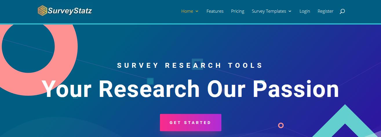 конструктор форм SurveyStatz