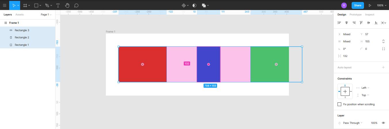 сохранение структуры выравнивания объектов при помощи Tidy app