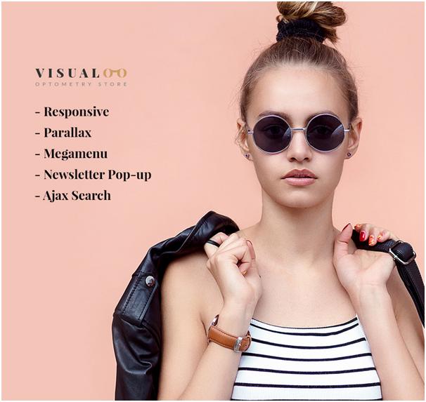 Магазин солнцезащитных очков и аксессуаров OpenCart