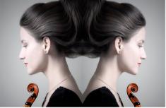 Как сделать зеркальное отражение в фотошопе