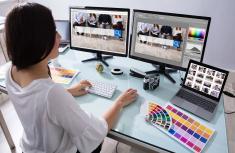 Обзор профессии моушн-дизайнер