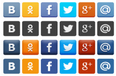 Как добавить кнопки социальных сетей на сайт: обзор инструментов