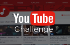 YouTube Challenge: Конкурс для блогеров